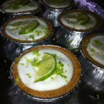 Mini key lime pies. By Kristin Carlson