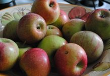 apples for squash soup