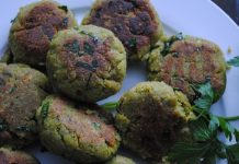 Asparagus Burgers Recipe   My Halal Kitchen