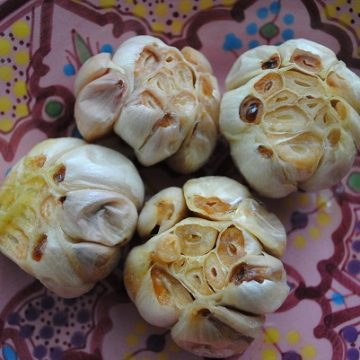 How to Roast Garlic | My Halal Kitchen