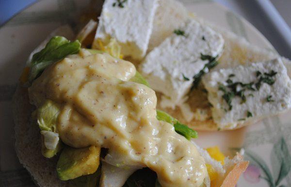 Feta & Avocado Sandwich + A Recipe for Homemade Mayonnaise | My Halal Kitchen