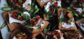 Sun-Dried Tomato & Cheese Appetizers