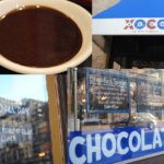 xoco chocolate sign