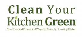 Clean Your Kitchen Green- My New Book is Coming Soon!