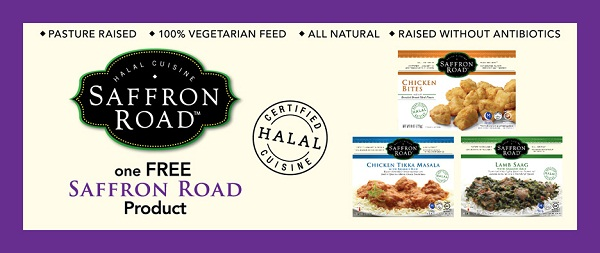 Saffron Road Coupon Image
