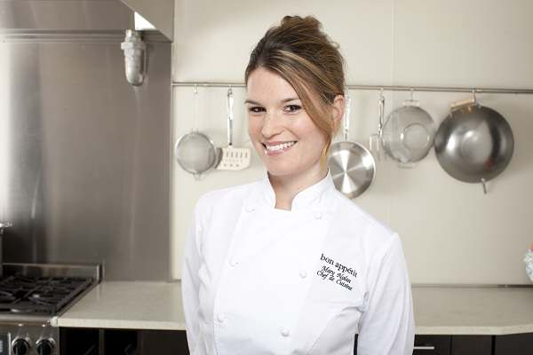 My Interview of Mary Nolan, Chef de Cuisine at Bon Appétit Magazine