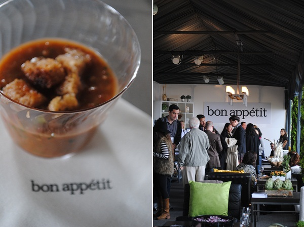 Bon Appétit Magazine Presented Chicago Gourmet