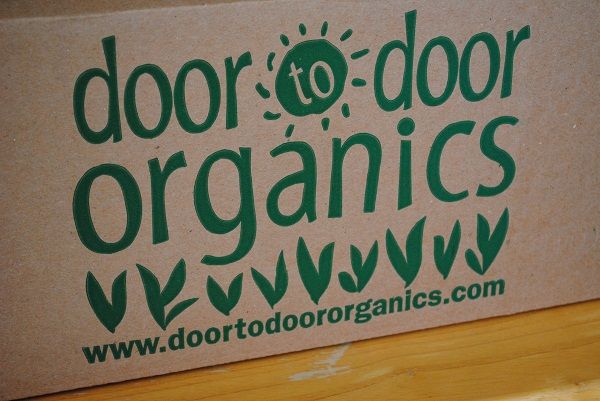 door to door organics box