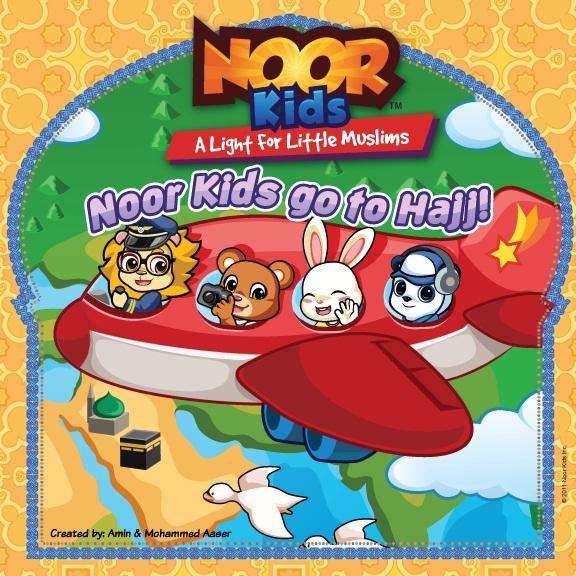 In the Kitchen with Noor Kids | My Halal Kitchen