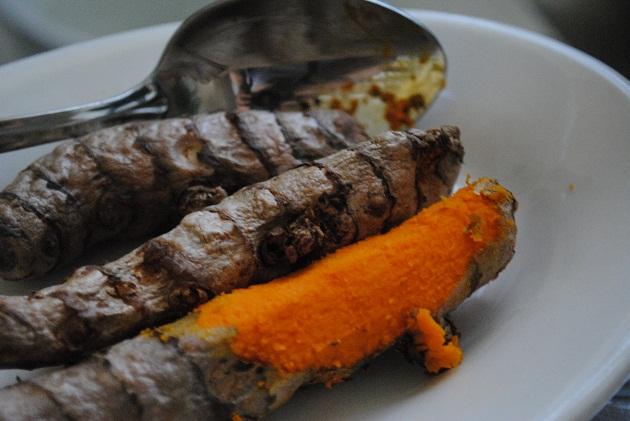 Fresh Turmeric | Halal Pantry | My Halal Kitchen