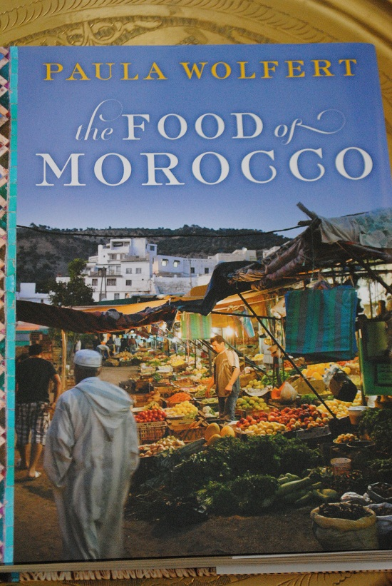 The Food of Morocco by Paula Wolfert: Cookbook Review and Recipe