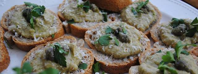 Spicy Olive Tapenade