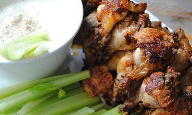 Buffalo Wings | My Halal Kitchen
