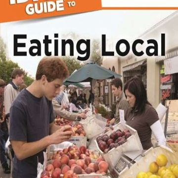 Eating Local Book Giveaway | My Halal Kitchen