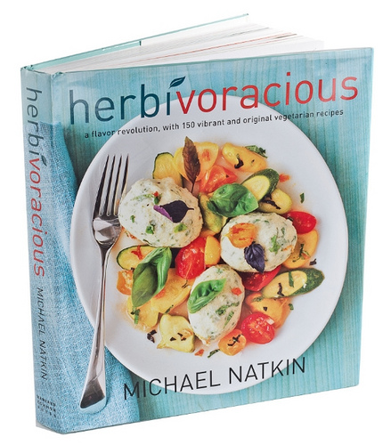 Michael Natkin and the Herbivoracious Cookbook Giveaway