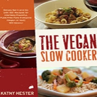 An Interview with Kathy Hester and the Vegan Slow Cooker Giveaway