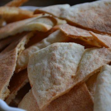 Baked Pita | My Halal Kitchen