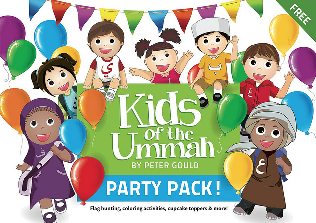 Kids of the Ummah Giveaway | My Halal Kitchen