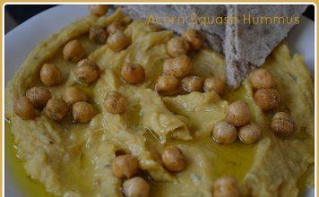 Acorn Squash Hummus | My Halal Kitchen