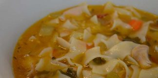 Chicken Soup Recipe | My Halal Kitchen
