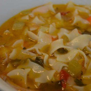 Chicken Soup Recipe | My Halal Kitchen