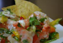 Caribbean Shrimp Salad   My Halal Kitchen