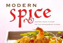 Giveaway of Modern Spice by Monica Bhide | My Halal Kitchen