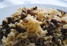Puerto Rican, Rice, Arroz
