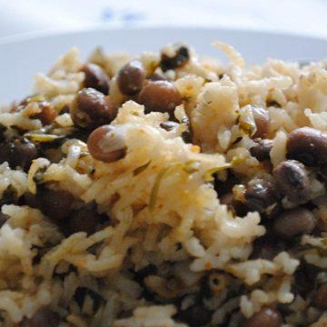 Puerto Rican, Rice, Arroz