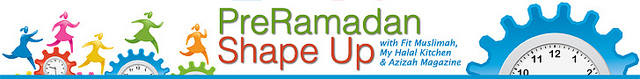 Pre-Ramadan Shape Up