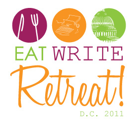 Heading to the Eat, Write, Retreat Conference