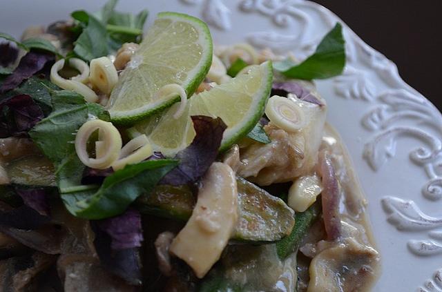 Icelandic Haddock in Lemongrass Basil Simmer Sauce