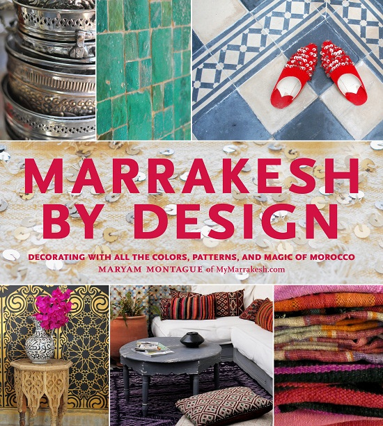An Interview About Moroccan Interior Design with Maryam Montague