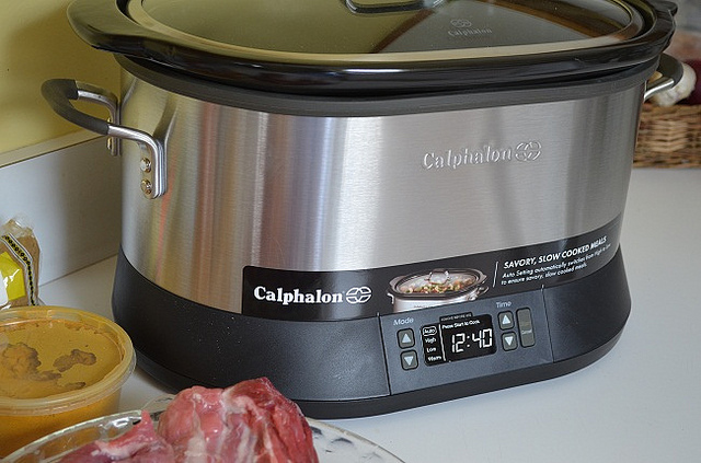 7-Quart Calphalon Digital Slow Cooker Giveaway
