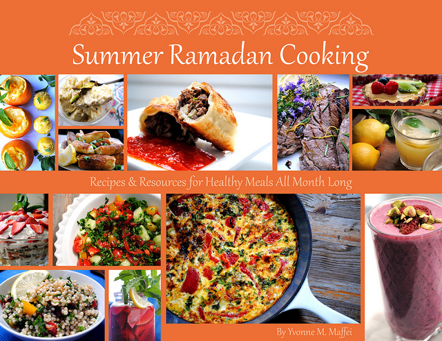 Summer Ramadan Cooking e-book