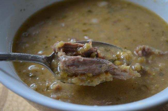Udhiyah Lamb & Lentil Stew
