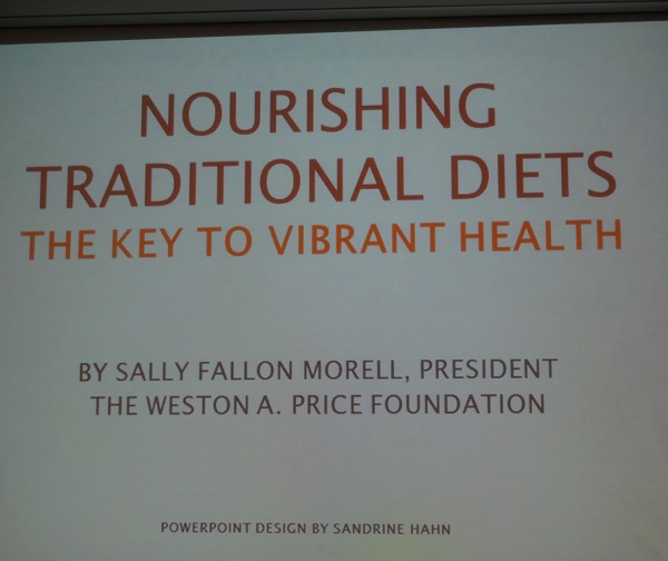 Nourishing Traditional Diets ppt