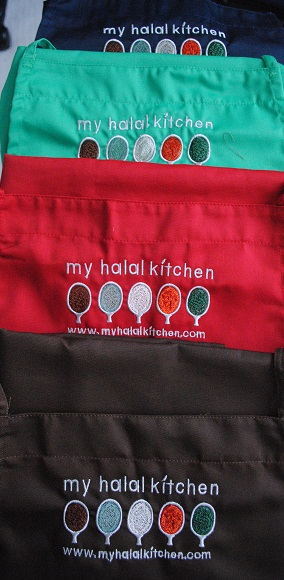 MHK Aprons in Various Colors