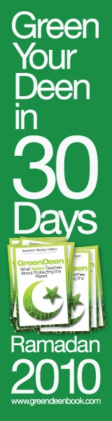 Green Deen Book Giveaway!