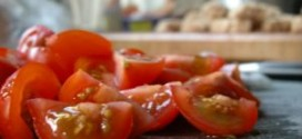 Processing Summer Garden Tomatoes