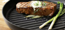 Grill Pan Giveaway by Crescent Foods