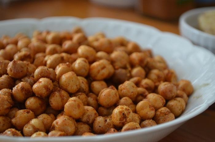 Bombay Spice Chickpeas 2