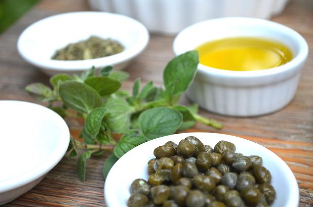 Capers - Greek Salad