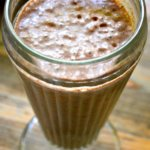 Godiva Chocolate & Banana Smoothie