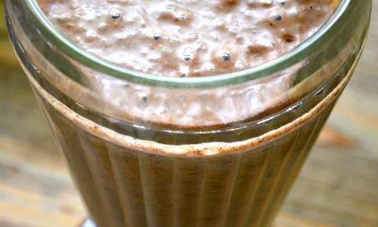 Chocolate & Banana Smoothie