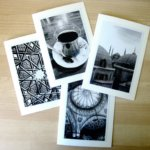 Contemporary Art Cards bw3