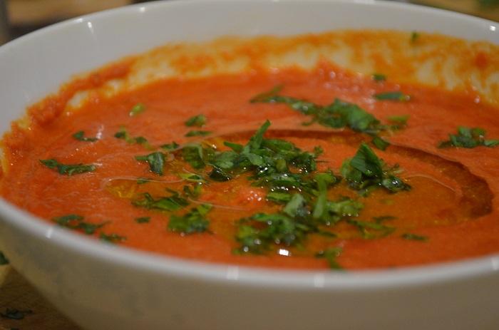 Creamy Tomato Soup Final