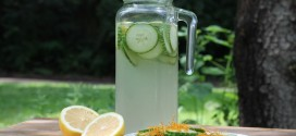 Cucumber Spritzer | My Halal Kitchen