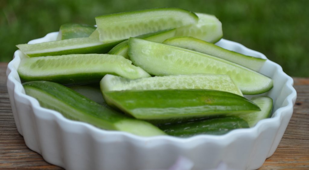 Cucumbers | My Halal Kitchen