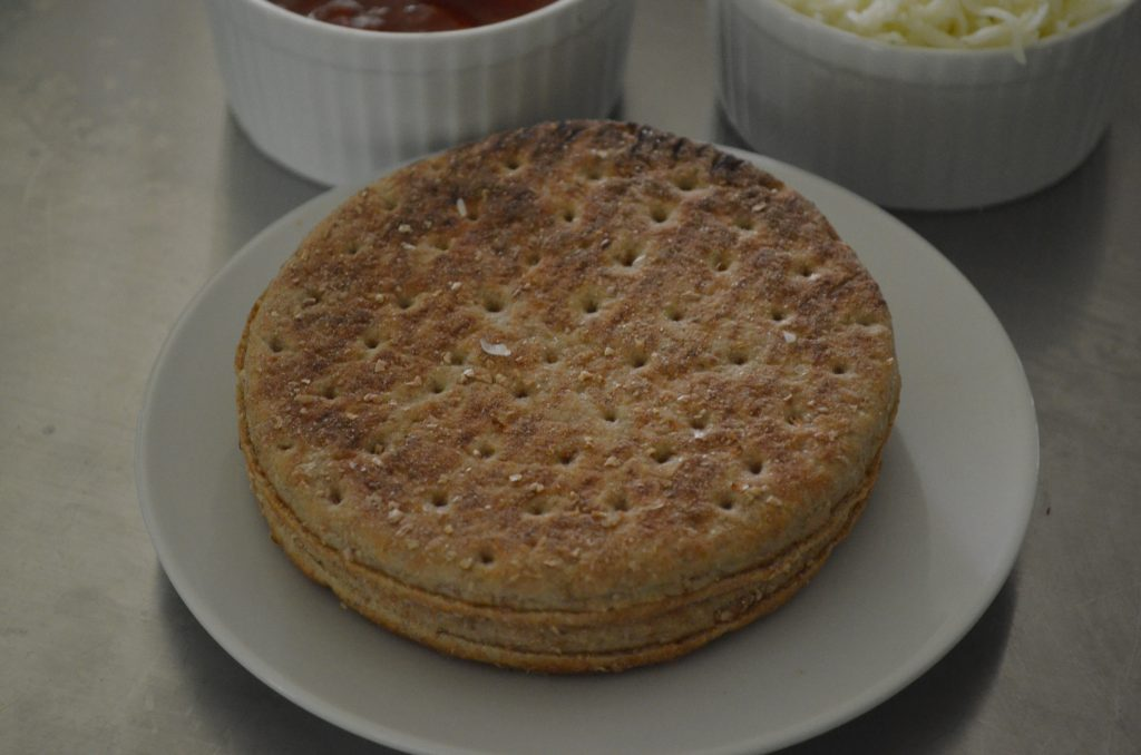 Mini Wheat Pitas | My Halal Kitchen